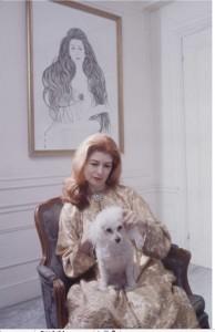 Eunice & dog